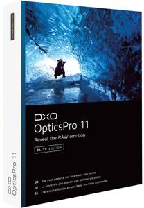 DxO Optics Pro 11.1.0 Build.11475 Elite Multilingual (Win/Mac)