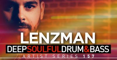 Loopmasters Lenzman Deep Soulful Drum