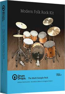 Drumdrops Modern Folk Rock Kit - MULTiFORMAT
