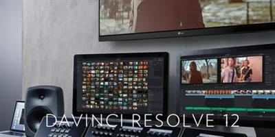 BlackMagic Design DaVinci Resolve Studio.12.5.1 with easyDCP MacOSX