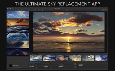 SkyLab Studio 1.2 Mac OS X