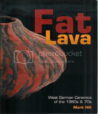 Fat Lava book by Mark Hill