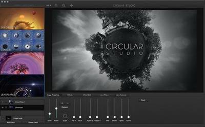 Circular Studio 1.6.Multilangual MacOS X