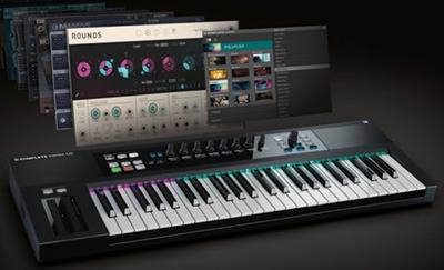 Native Instruments Komplete Kontrol v1.7.0.Update WiN coobra.net