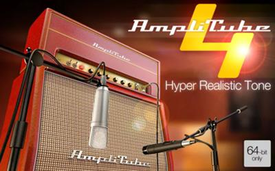 Multimedia AmpliTube Complete v4.0.3 (Win/Mac)