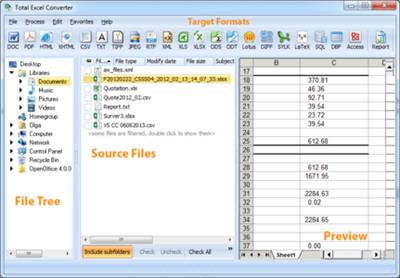 Coolutils Total Excel Converter 5.1.220.Multilingual