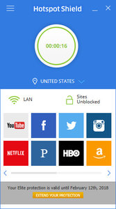 Hotspot Shield VPN Elite 6.20.6.Multilingual