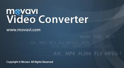 Movavi Video Converter 17.0.1 (Portable)