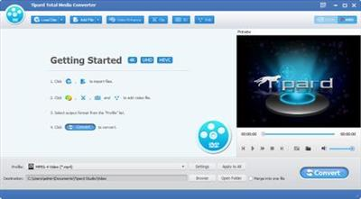 Tipard Total Media Converter 8.1.6.Multilingual