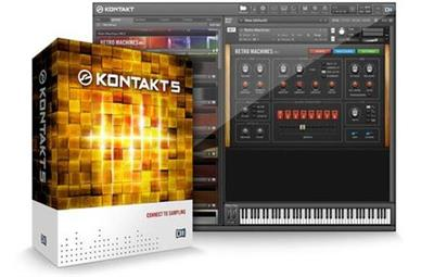 Native Instruments Kontakt v5.6.1.UNLOCKED