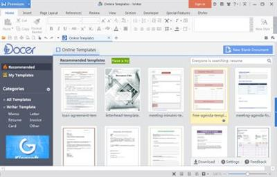 WPS Office 2016 Premium 10.1.0.5802.Multilingual