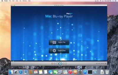 Macgo Mac Blu-ray Player 2.16.16 Multilingual (MacOSX)