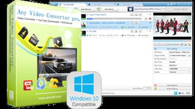 Any Video Converter Professional 6.0.3.Multilingual + Portable