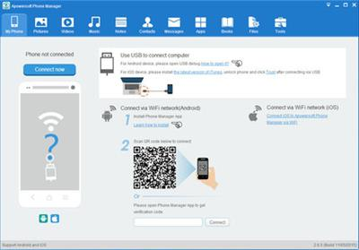 Apowersoft Phone Manager PRO v2.7.8 (Build 09262016) Multilingual coobra.net