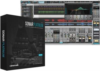 Cakewalk SONAR Platinum 22.9.0.36.with Plugins
