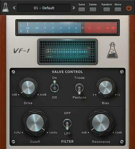 AudioThing Valve Filter VF-1 v1.5.1 WiN&OSX