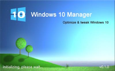 Yamicsoft Windows 10 Manager 2.0.Multilingual Portable