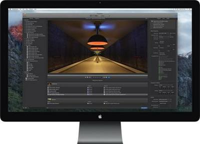 Apple Compressor 4.3 MacOSX