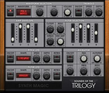 Synth Magic Sounds Trilogy KONTAKT