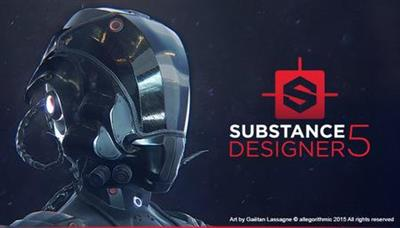 Allegorithmic Substance Designer 5.5.1.129 MacOS