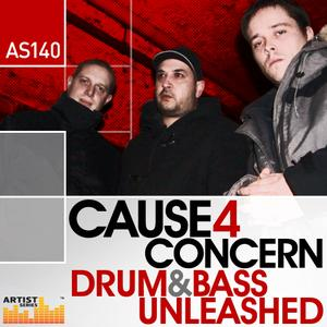 Loopmasters Cause 4 Concern Drum and Bass Unleashed-MULTiFORMAT