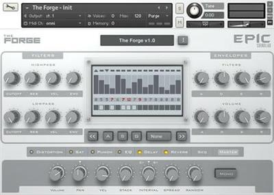 Epic SoundLab The Forge-KONTAKT coobra.net
