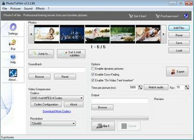 Software PhotoToFilm 3.5.2.92.Multilingual