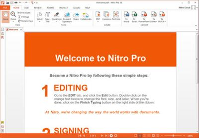Nitro Pro 11.0.1.16 (x64) (Portable)
