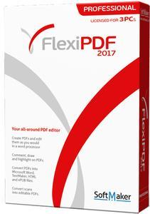 SoftMaker FlexiPDF 2017.Professional 1.00 Portable