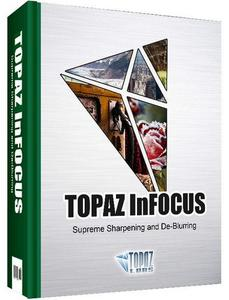 Topaz InFocus 1.1.0.Mac OS X