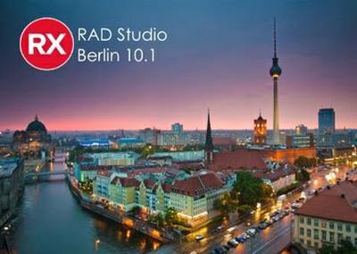 Embarcadero RAD Studio 10.1 Berlin Architect 24.0.25048.9432 Update 2 170324