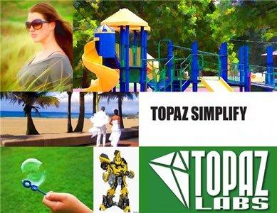 Topaz Simplify 4.2.0.Mac OS X
