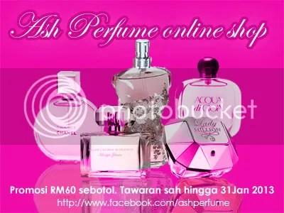 ash parfum online store
