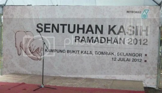 sentuhan kasih ramadan
