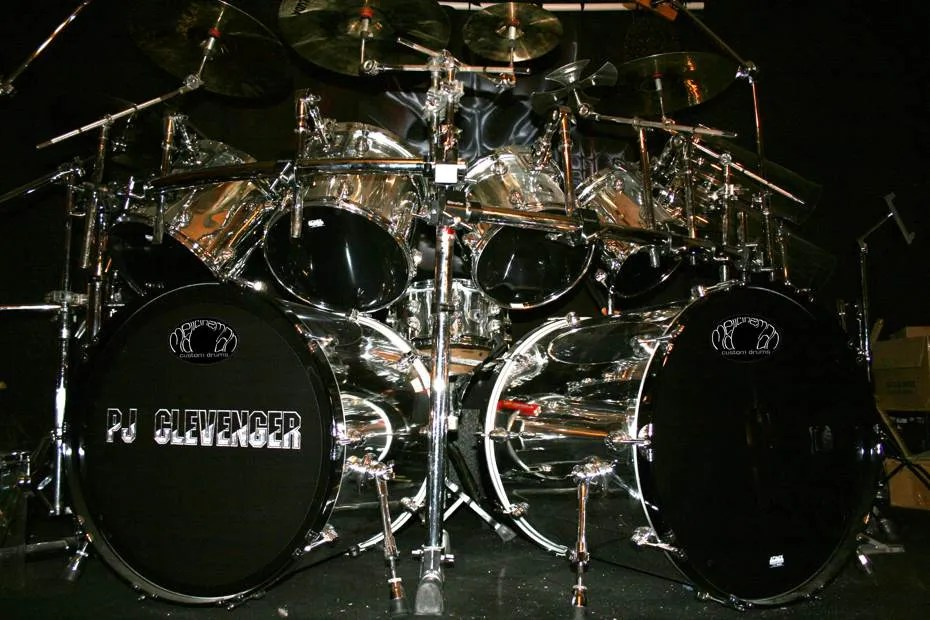 thread medicine man drums