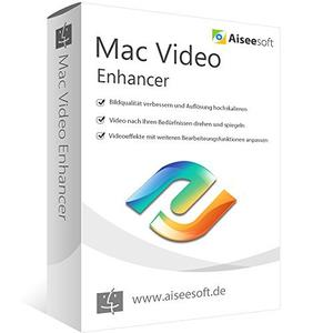 Aiseesoft Mac Video Enhancer 1.0.23.Multilangual MacOSX