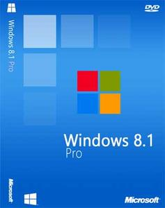 Microsoft Windows 8.1 Professional (x86x64) Multilanguage Full Activated (September.2016)