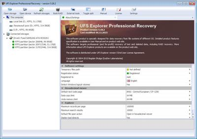 Explorer Professional Recovery 5.20.3.Multilingual