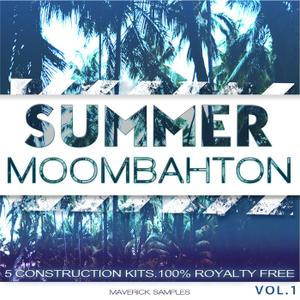 Maverick Samples Summer Moombahton Vol1 WAV MiDi AiFF coobra.net