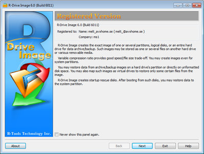 R-Tools R-Drive Image 6.1 Build 6101.Multilingual