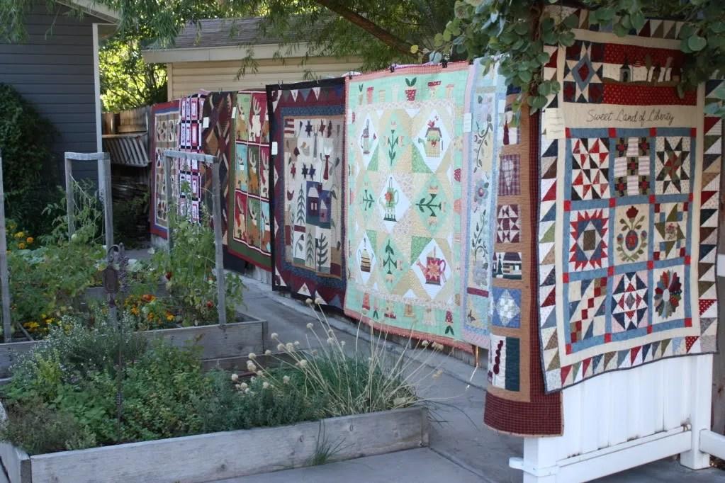 garden quilt show