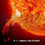 GPS Could Be Disabled By Solar Flares In2011