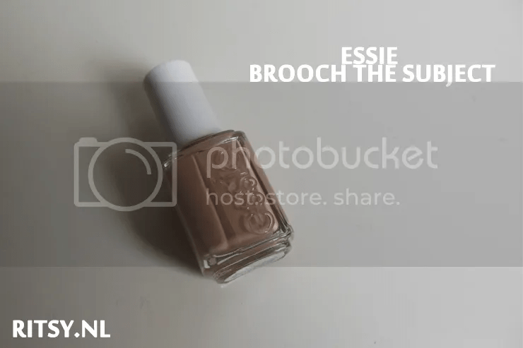 Essie Brooch The Subject