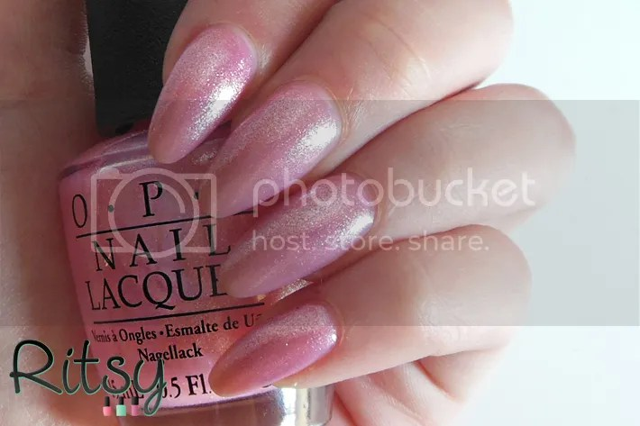 OPI Princesses Rule!
