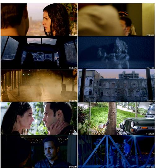Mr.X (2015) HINDI 720p DvDRip x264 DD 5.1 ESubs-MAZE