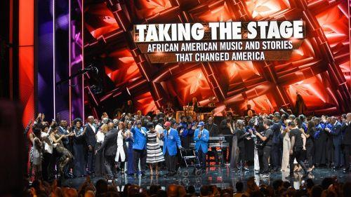 Taking the Stage African American Music and Stories That Changed America (2017) 720p WEBRip AAC2.0 x264-BTN