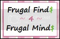 Frugal Finds 4 Frugal Minds