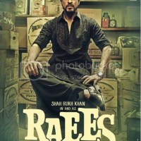 Movie Review : Raees (2017)