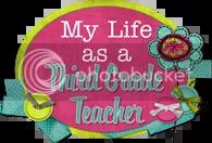My Life as a 3rd Grade Teacher