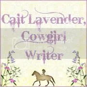 Cait Lavender, Cowgirl Writer
